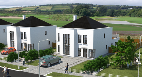 Bunclody Golf and Fishing Club Housing